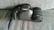 Spiegelreflexkamera Canon EOS2000D