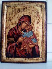Zu verkaufen schönes altes Byzantinisches