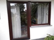 Terrassentüre Balkontüre Fenster inkl Einbaurahmen