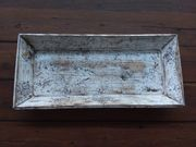 Shabby chic Tablett
