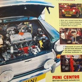 Rover-, MG-, Mini-Teile - Austin Mini Fachzeitschrift