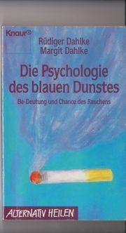 Buch Die Psychologie des blauen