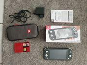 Nintendo Switch Lite - grey 3