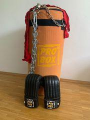 Boxsack für Kinder Jugend