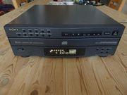 SONY 5fach-Wechsler CD-Player CDP-C322M technisch