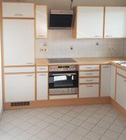 Einbauküche in sehr gutem Zustand
