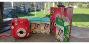 Fujifilm Instax Mini 11 Rot