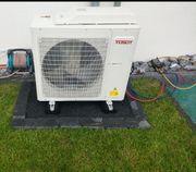 Klimaanlage 5KW mit Einbau Tosot