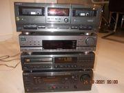 Sony Anlage LBT-A590 ohne Boxen