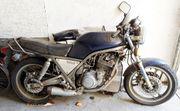Aufbauprojekt Yamaha SRX6 SRX600