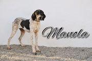 Manola möchte endlich frei sein