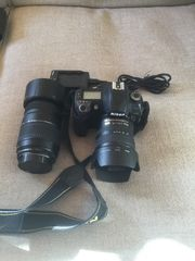 Nikon D70 S mit Nikon