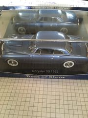 Modellauto Chrysler SS 1952