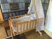 Roba Kinder Baby Wiege Babybett