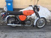 Moped S 50 Baujahr 1981