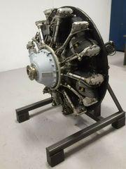 NEU PZL 3S Flugzeug Sternmotor