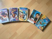 Kinderfilme VHS zu verschenken
