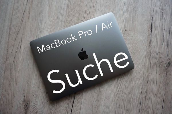 SUCHE Apple MacBook Pro -Air I