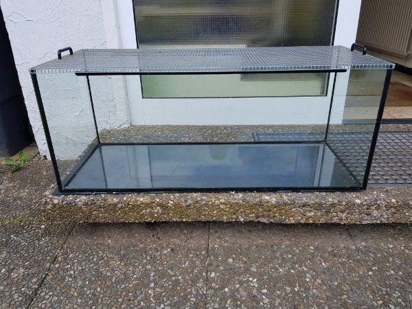 Verkaufe Terrarium für Hamster