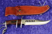 Herbertz 105320 Bowie Jagdmesser Hunting