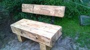 Gartenbank Massiv Holz KVH Holz