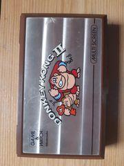 Retro seltene Spielekonsole Nintendo Donkey