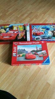 Lightning /Cars Puzzles