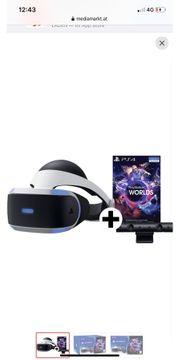 VR Brille für PS4