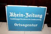 Emailschild Rhein-Zeitung