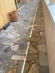 Echte Natursteinplatten