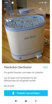 Flaschensterilisator