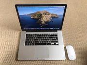 MacBook Pro Retina 15 Late