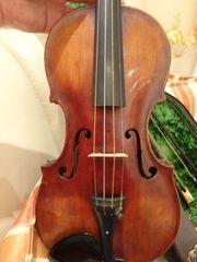 Alte Geige von Joseph Horenstainer