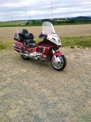 goldwing 1500 SEcanadian Edition 9