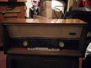 Röhrenradio Kapsch Harmonie