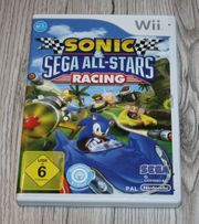 Sonic Sega All-Stars Racing Nintendo