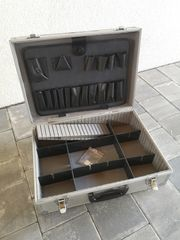 Werkzeugkoffer aus Aluminium
