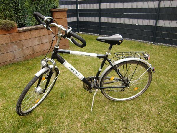 herren fahrrad 28 zoll trekking comford in bendorf. Black Bedroom Furniture Sets. Home Design Ideas