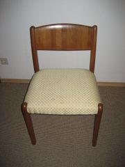TEAK Stühle