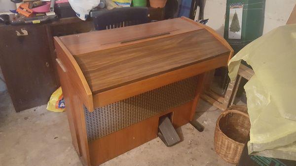 Orgel Klavier
