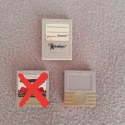 Nintendo Gamecube Memory Cards