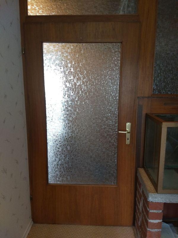 Zimmer - Türen braun mit und
