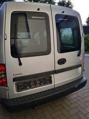 Opel C Combo tour
