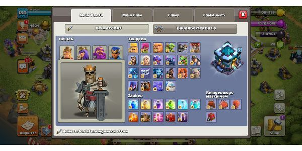 Clash of Clans Th13 lvl182