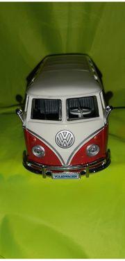 Volkswagen Bus Samba