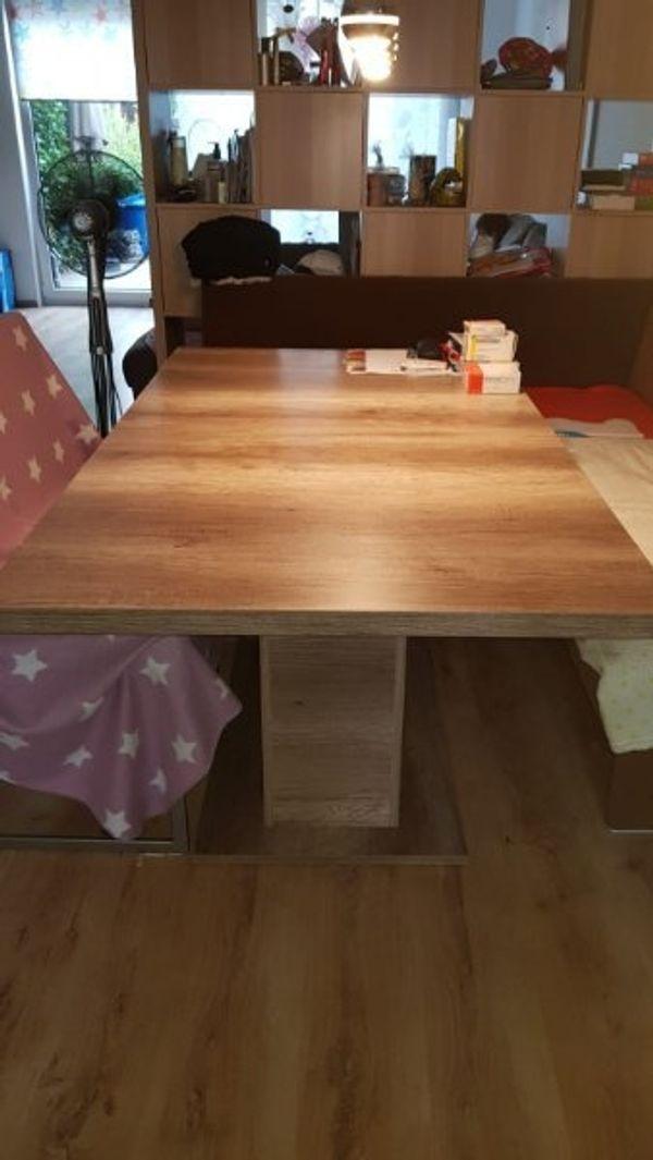 eckbank mit tisch und st hle ankauf und verkauf anzeigen. Black Bedroom Furniture Sets. Home Design Ideas