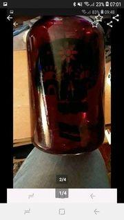 neu großes kerzenglas laterne