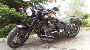 verschieden Teile einer Harley Davidson