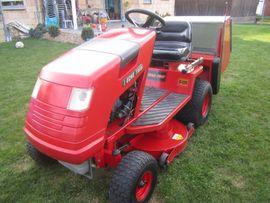 Gartengeräte, Rasenmäher - Echo Trak E-125 Aufsitzmäher Rasentraktor