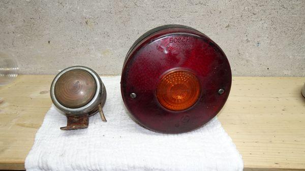 Beleuchtung für Oldtimer Traktor Schlepper
